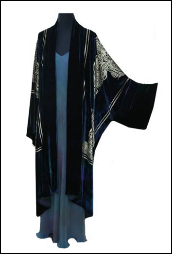Women's long velvet jacket uk