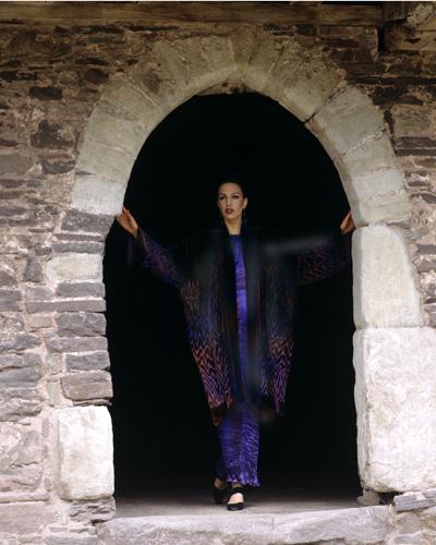 feminine designer garment