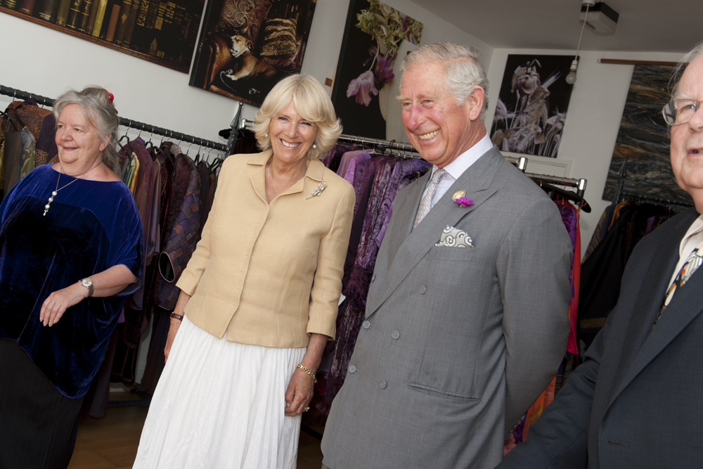 Celebrating 50 Years – begins with Royal Visit