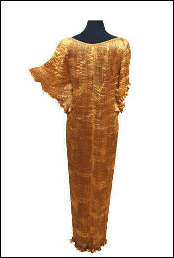 Golden 50th Wedding Anniversary Dresses